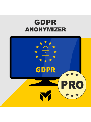 GDPR Anonymizer PRO