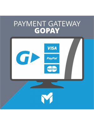 GoPay payment for Magento 2