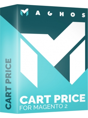 Cart price for Magento 2