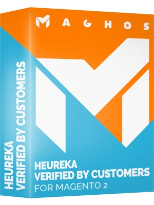 Heureka - verified by customers for Magento 2