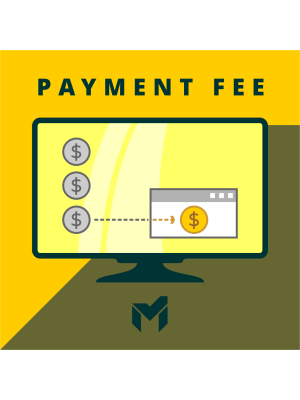 Payment fee for Magento 2